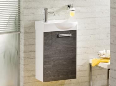 Waschtischunterschrank Gäste Wc schulz badprofi como gäste wc waschtischunterschrank 44 cm