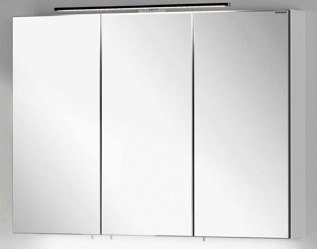 Schulz Badprofi - Fackelmann Vadea Spiegelschrank 90 cm weiß