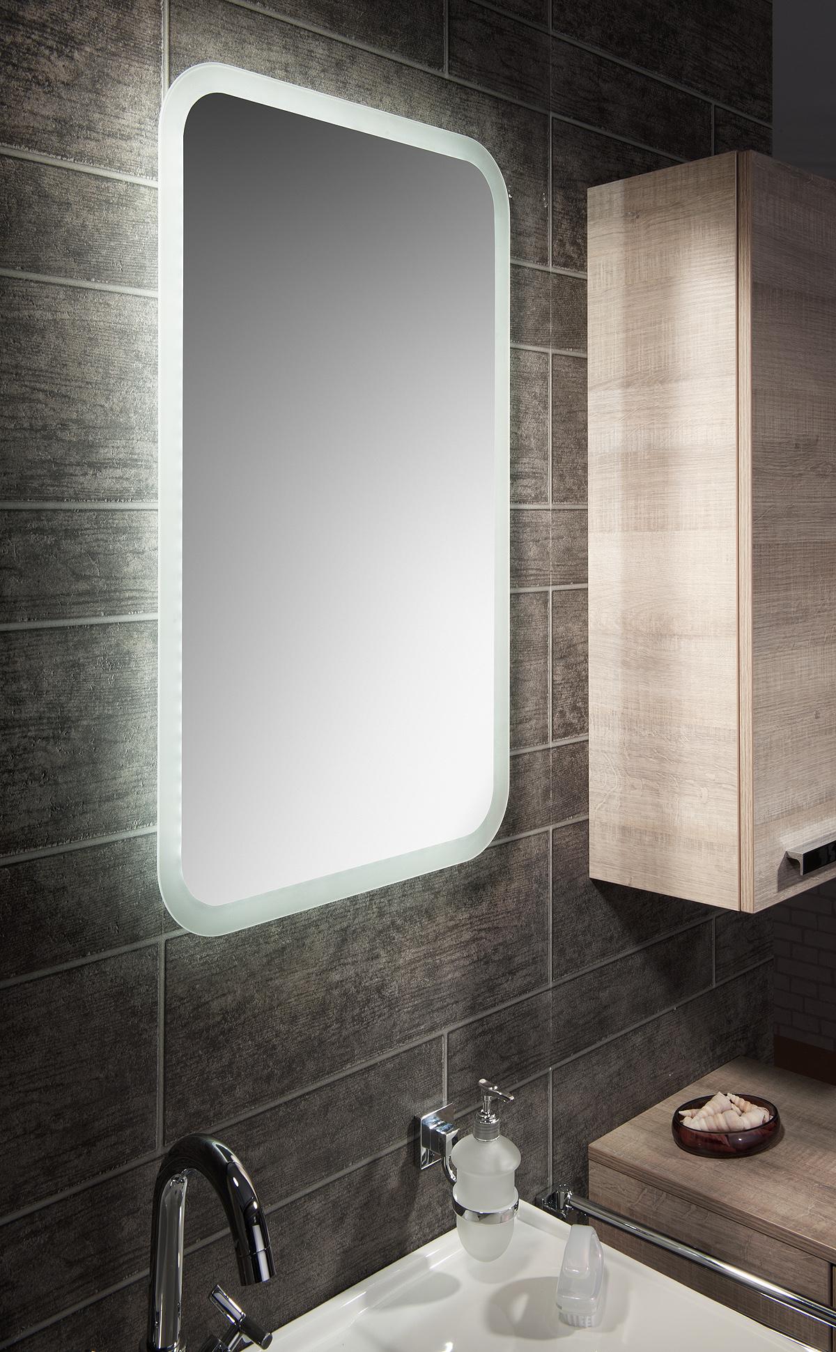 schulz badprofi fackelmann led spiegelelement 45. Black Bedroom Furniture Sets. Home Design Ideas